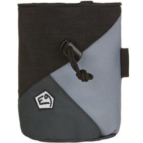 E9 Zucca Bolsa de magnesio grande, black/grey